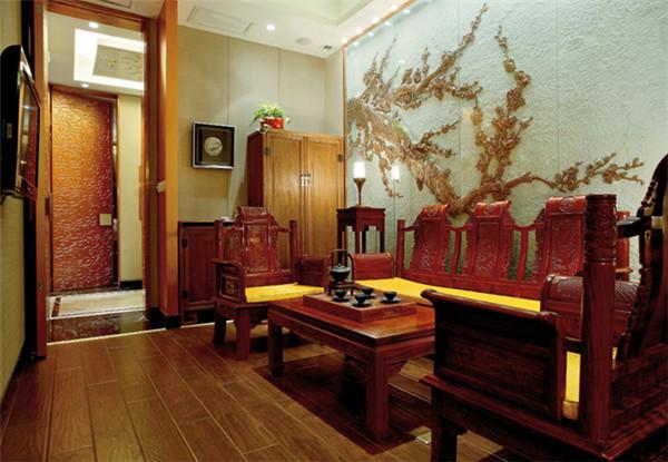 普通茶馆的设计和装修要注意细