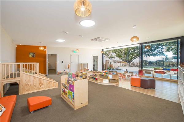 幼儿园如何装修设计好学习环境