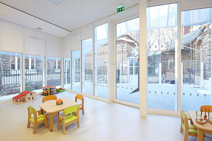 成都幼儿园装修公司-幼儿园接待室如何装修设计?