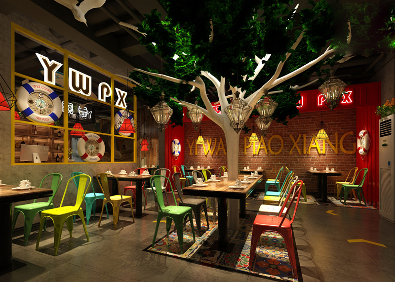 商业餐厅装修原则_餐厅装修小技巧/客流量增长28%以上