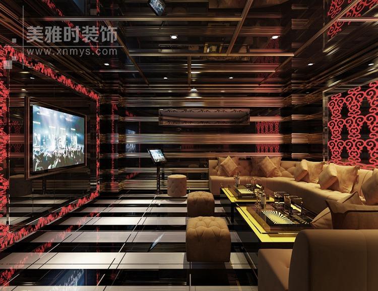 KTV房间装修比较容易遇到哪些麻烦问题?