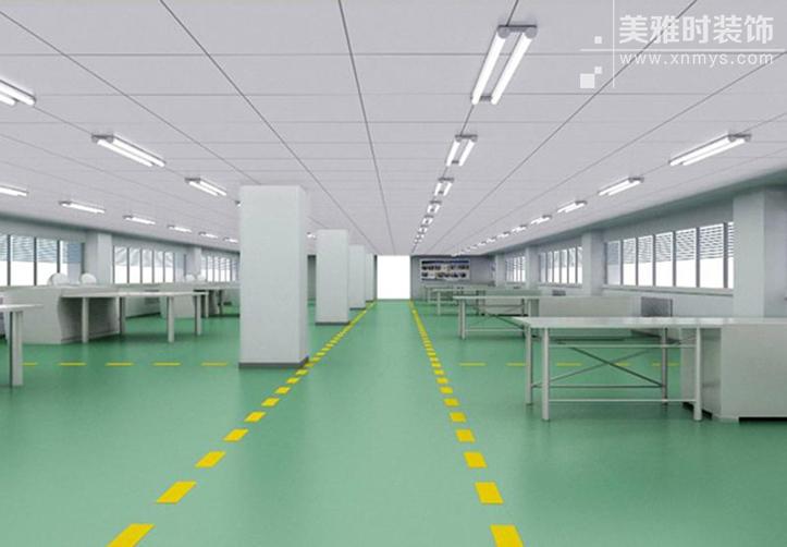 厂房装修设计综合布线要点