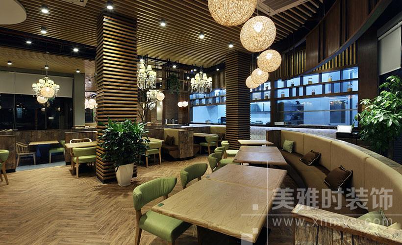 成都太古里中餐厅装修风格效果图_中餐厅装修设计要点