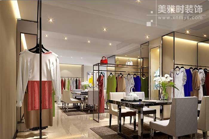 女装专卖店装修设计有哪些需要注意的地方