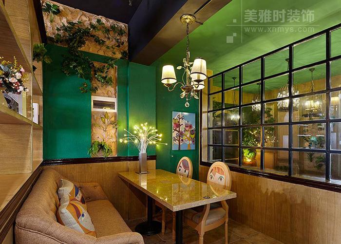 咖啡厅怎么装修更吸引人?咖啡厅装修风格|