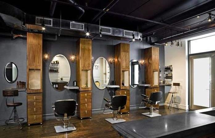 发廊装修有哪些注意事项?理发店怎么装修?