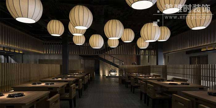 成都150平80后主题时尚餐厅怎么设计装修