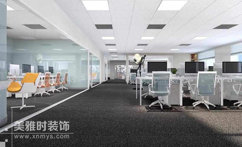 成都办公室二次装修一般着重哪些方面