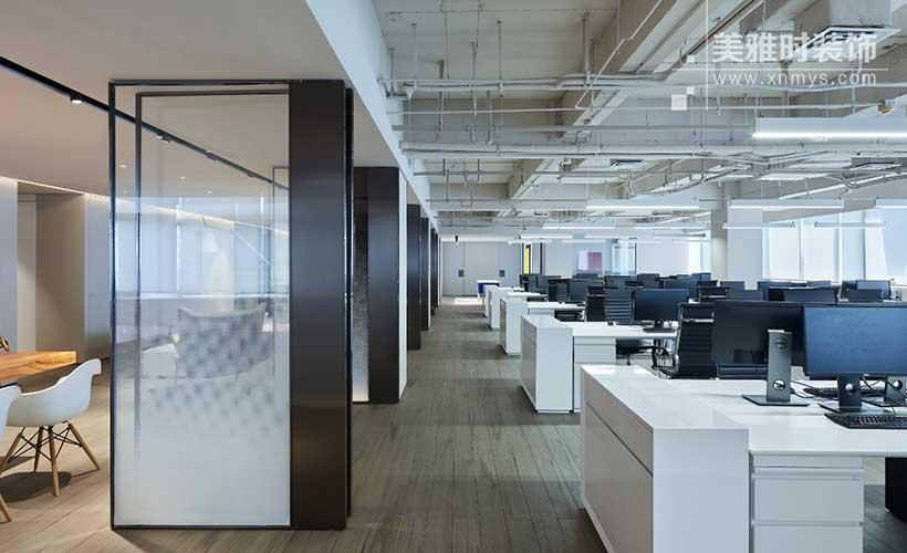 新的2020年成都办公室装修该如何降低成本