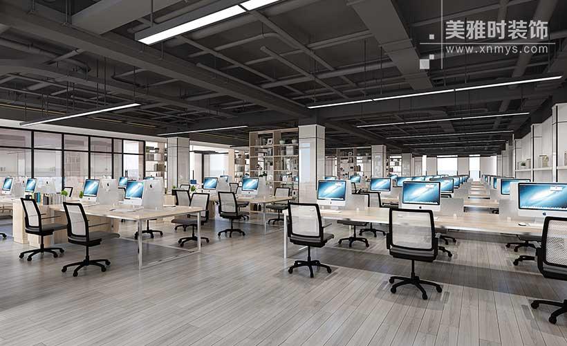 为什么选择成都办公室装修公司大家都愿意选择专业公司