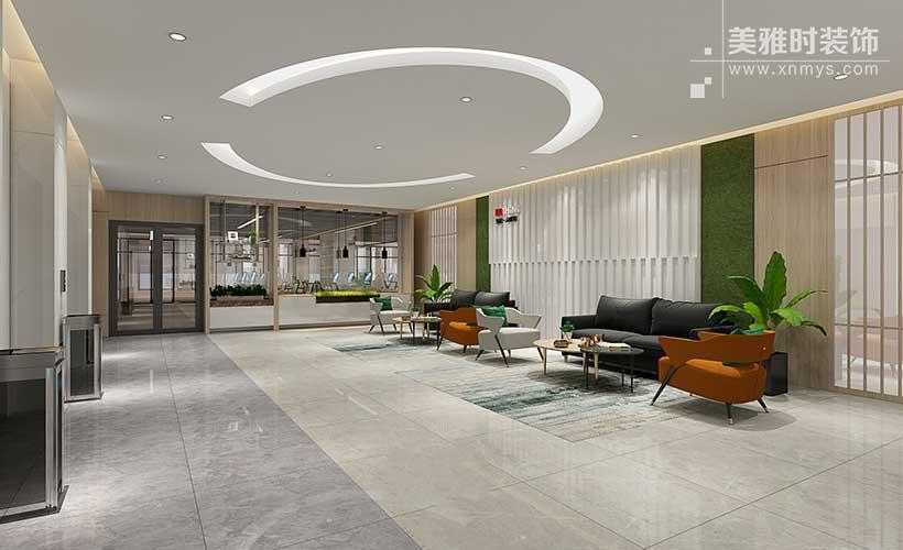 成都金牛区280平办公室简易装修会有一些什么好处?