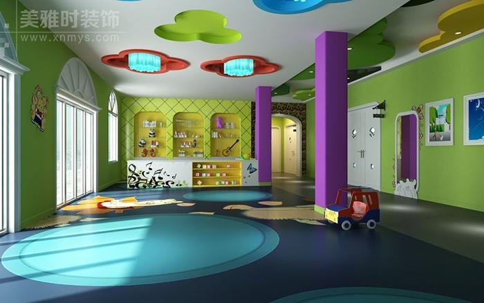 幼儿园环境设计需注意的问题-幼儿园环境设计须知