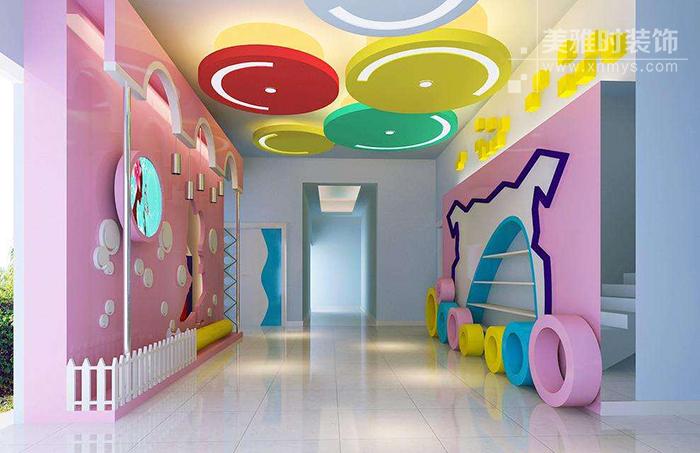 幼儿园专业设计必须要注意到这几点