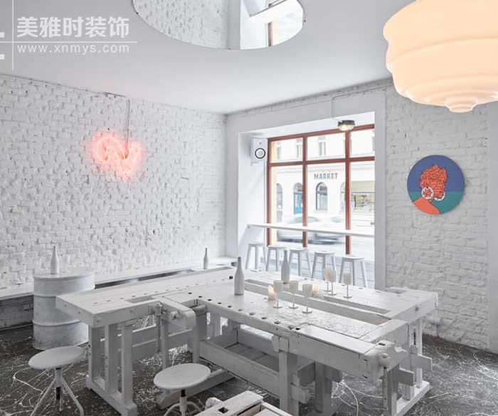 成都200平有情调的咖啡厅设计公司
