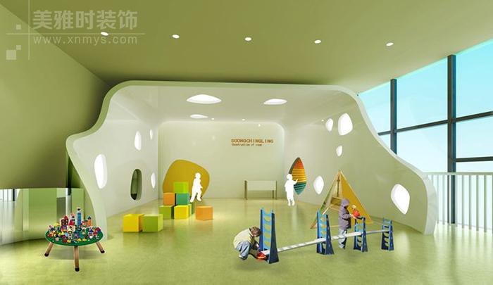幼儿园环境合理规划与设计问题的思考