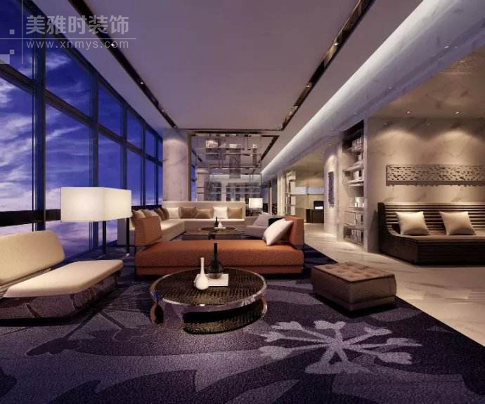 成都高端精品度假酒店会议室装修设计要点