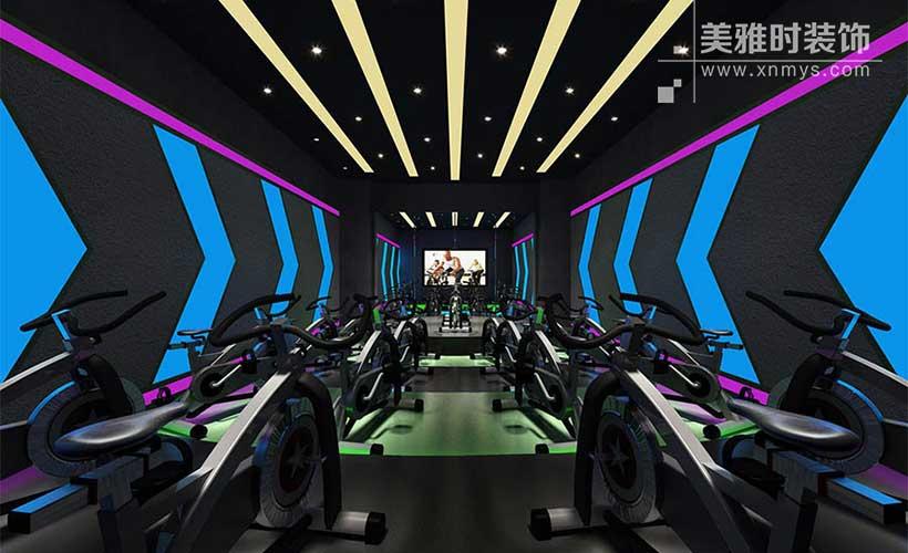 成都健身房装修设计中哪些问题需要注意?